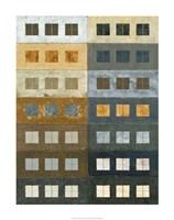 Urban Grid I Fine-Art Print