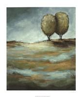 Walking in the Rain Fine-Art Print