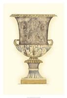 Dusty Urn Sketch III Fine-Art Print
