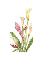 Tropical Bouquet II Fine-Art Print