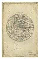Antique Astronomy Chart I Fine-Art Print