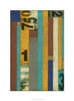 Primary Numbers I Fine-Art Print