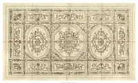 Ornamental Ceiling Design Fine-Art Print