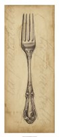 Antique Fork Fine-Art Print