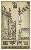 Vintage Gate II Fine-Art Print