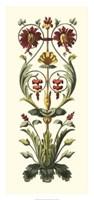 Elegant Baroque Panel I Fine-Art Print