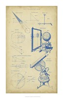 Vintage Astronomy II Fine-Art Print