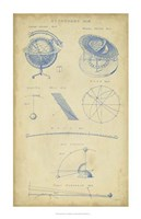 Vintage Astronomy III Fine-Art Print
