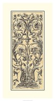 Renaissance Panel I Fine-Art Print