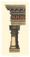 Column & Cornice I Fine-Art Print