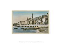 The Cote d'Azur I Fine-Art Print