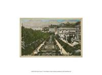 The Cote d'Azur V Fine-Art Print