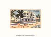 Miami Beach III Fine-Art Print