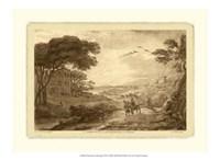 Pastoral Landscape VII Fine-Art Print