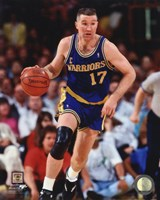Chris Mullin 1991 Action Fine-Art Print