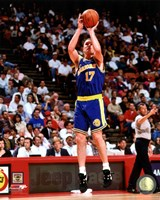 Chris Mullin 1993-94 Action Fine-Art Print