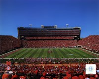 University of Nebraska Cornhuskers Memorial Stadium 2012 Fine-Art Print
