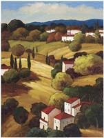 Petite Village Fine-Art Print