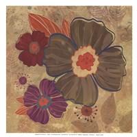 FALL FLOWERS II - MINI Fine-Art Print