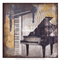 Pianos Fine-Art Print