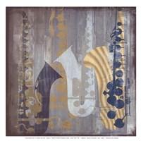 Sax Fine-Art Print