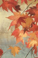 Maple Leaves II Fine-Art Print