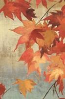Maple Leaves II Fine-Art Print