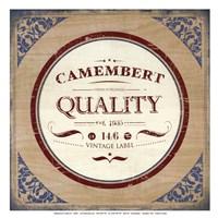 Camembert Fine-Art Print