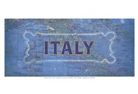 Vintage Sign - Italy Fine-Art Print