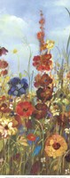 Meadow Florals I - Field Fine-Art Print