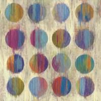 Ikat Dots II Fine-Art Print
