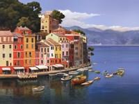 Portofino, Italian Riviera Fine-Art Print