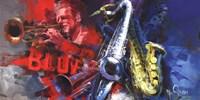 Uptown Blues Fine-Art Print