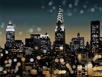 New York Night I Fine-Art Print