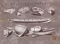 Shipping and Craft II Fine-Art Print