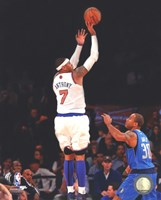Carmelo Anthony 2012-13 shooting Fine-Art Print