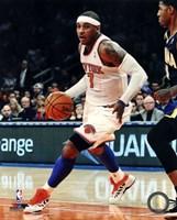 Carmelo Anthony 2012-13 basketball Action Fine-Art Print