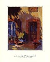 LE JARDIN DE MICHEL Fine-Art Print