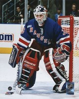 Mike Richter Action Fine-Art Print