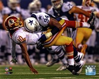 DeMarcus Ware 2012 Action Fine-Art Print