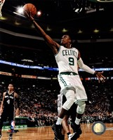 Rajon Rondo on court 2012-13 Fine-Art Print