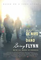 Being Flynn Wall Poster