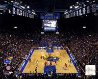 Allen Fieldhouse University of Kansas Jayhawks 2012 Fine-Art Print