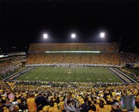 Mountaineer Field  West Virginia Mountaineers 2011 Fine-Art Print