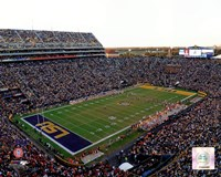 Tiger Stadium Louisiana State University Tigers 2012 Fine-Art Print