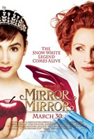 Mirror Mirror Wall Poster