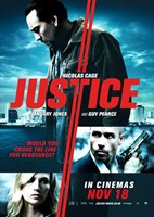 Seeking Justice Wall Poster