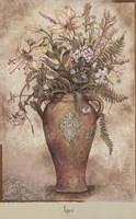 FRESCO FLORAL I Fine-Art Print