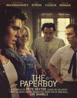 The Paperboy Wall Poster