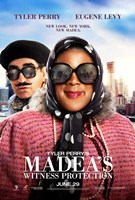 Tyler Perry's Madea's Witness Protection Wall Poster